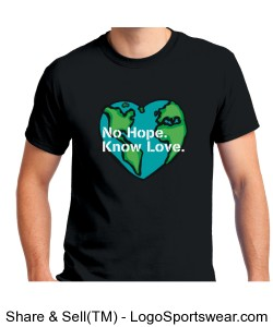 No Hope. Know love. -Get it Back-series Design Zoom