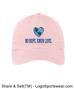 No Hope. Know love. Get it Back!-series Design Zoom