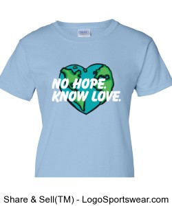No hope. Know love.- Get it Back!-series Design Zoom