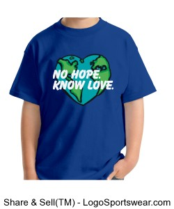 No Hope. Know love. - Get it Back!-series Design Zoom